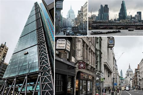 The new Cheesegrater building is ready for use: London's