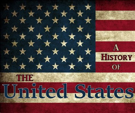 A History of the United States by Jamie Redfern on Apple