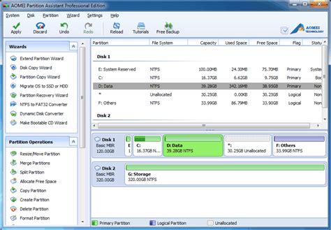 How to Partition HDD of HP Laptop with Pre-installed