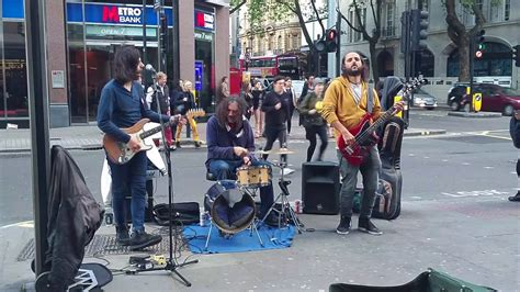 Legendary London street band Funfiction play 'Stuck In The
