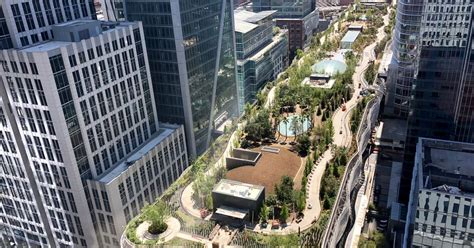 Salesforce Park and Transbay Transit Center opening in
