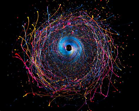 Psychedelic Art Born From Science - Fabian Oefner (Video