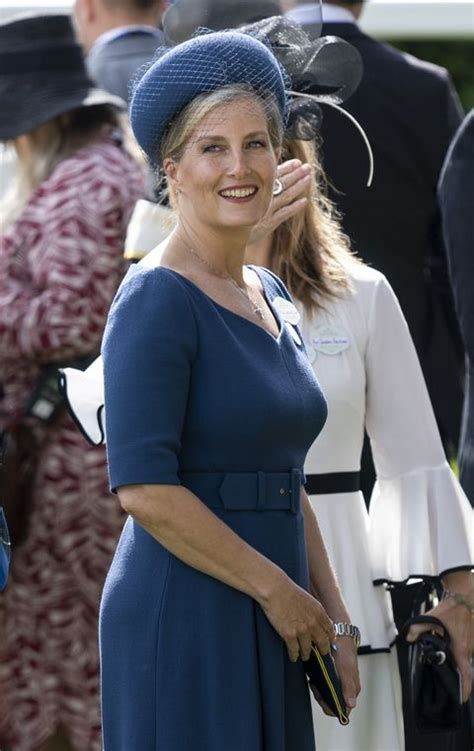 See All the Times the Royal Family Wore Blue at the Royal