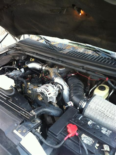 Engine compartment *Pics - Page 22 - Ford Powerstroke