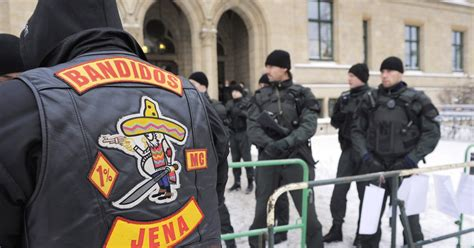 What Do The Bandidos' Jackets Mean? They're Carefully