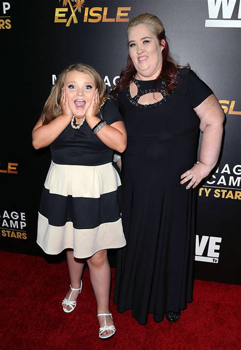 Mama June accused of wearing fat suit before weight loss