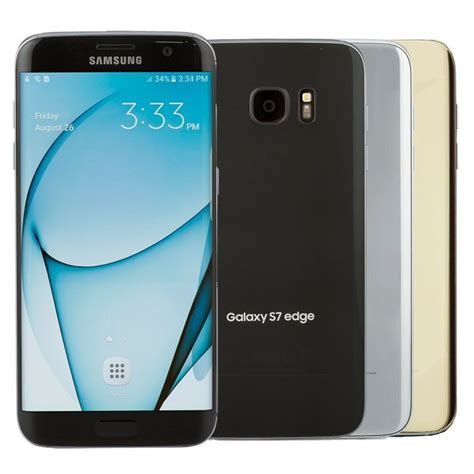 Samsung Galaxy S7 edge Smartphone AT&T Sprint T-Mobile