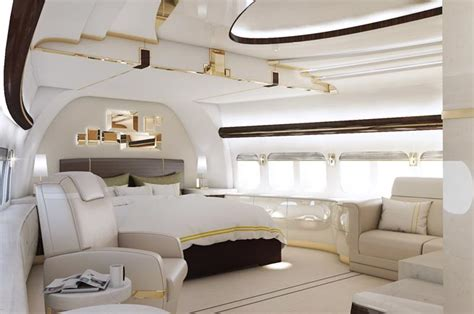 World's First Private 747-8 Interior Looks Rather Like a
