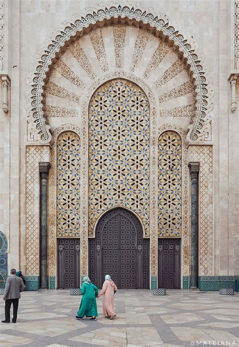 Visiting the Majestic Hassan II Mosque in Casablanca