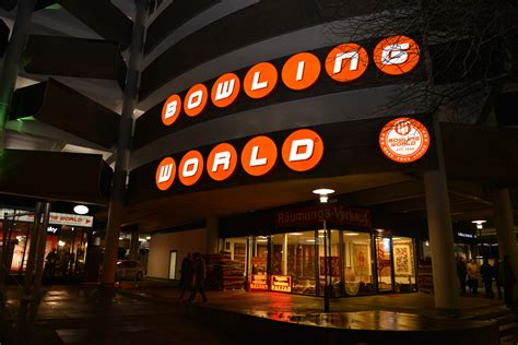 Bowling Center - Bowling World Hannover