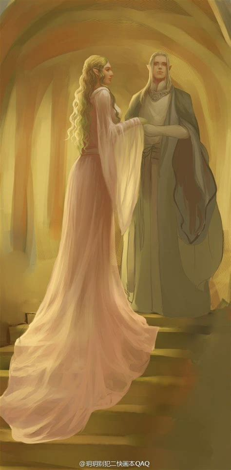 Celeborn and Galadriel | Films and Books | Pinterest