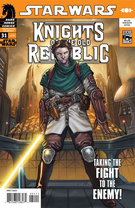 Star Wars: Knights of the Old Republic #31--Turnabout