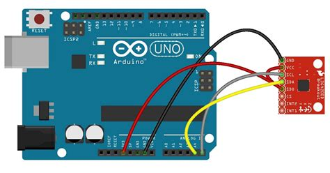 Gyroscope L3G4200D arduino schematic - theoryCIRCUIT - Do