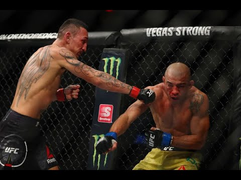 Concussions, weight cuts and more: Max Holloway's health