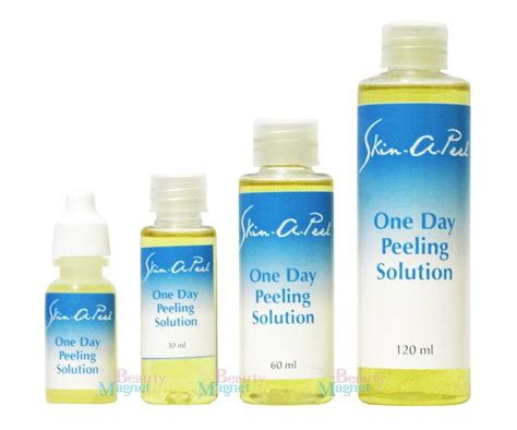 ONE DAY PEELING SOLUTION BETTER THAN GREEN & YELLOW SKIN