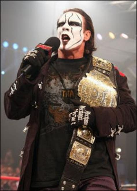 All About Wrestling Stars: Sting wrestling Profile and