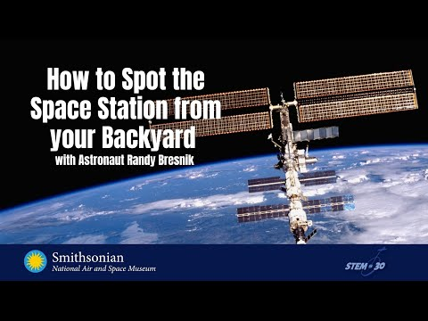 Track Current Location of ISS with these Android & iOS