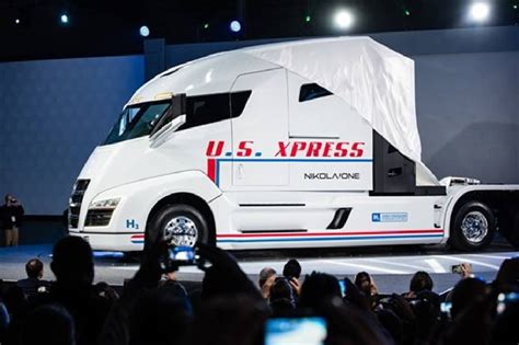 Pioneering new electric semi-trucks to be made in