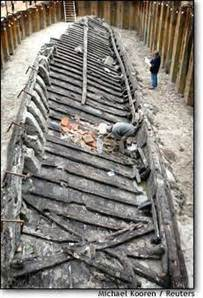 Roman ship sheds light on defenses - Technology & science