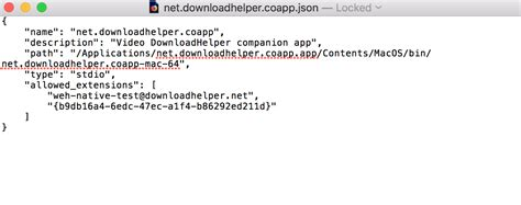 cannot get veriification of coapp · Issue #4 · mi-g