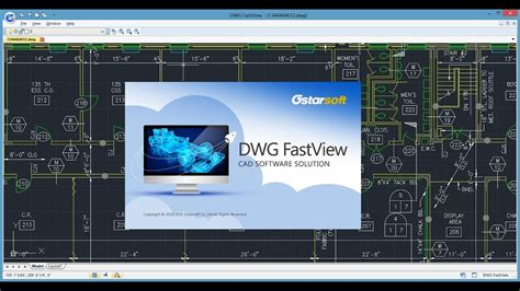 CAD Viewer - DWG FastView - Getting Started (Windows