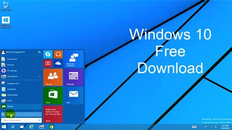 Everything About Windows 10 Free Download Full Version 32