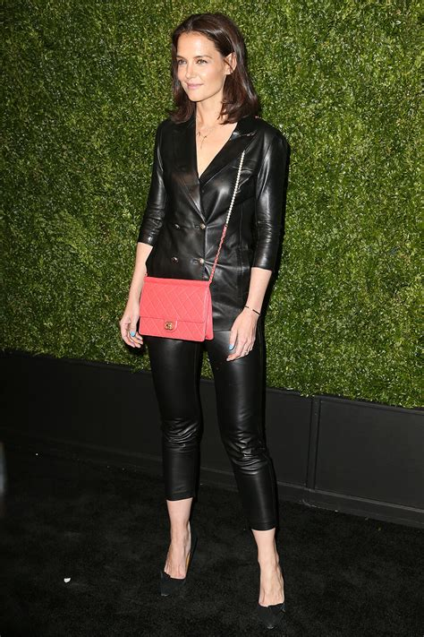 Katie Homes attends 14th Annual Tribeca Film Festival