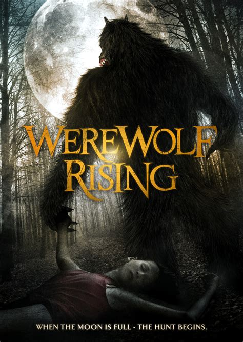 Review: WEREWOLF RISING : Icons of Fright – Horror News