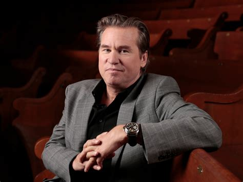Watch Val Kilmer Open Up About Working with Daughter
