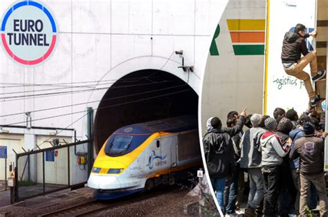 Eurotunnel passengers face MORE disruption after migrant